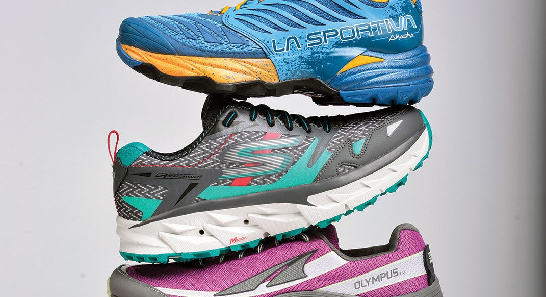 8 New Trail-Running Shoes, Reviewed