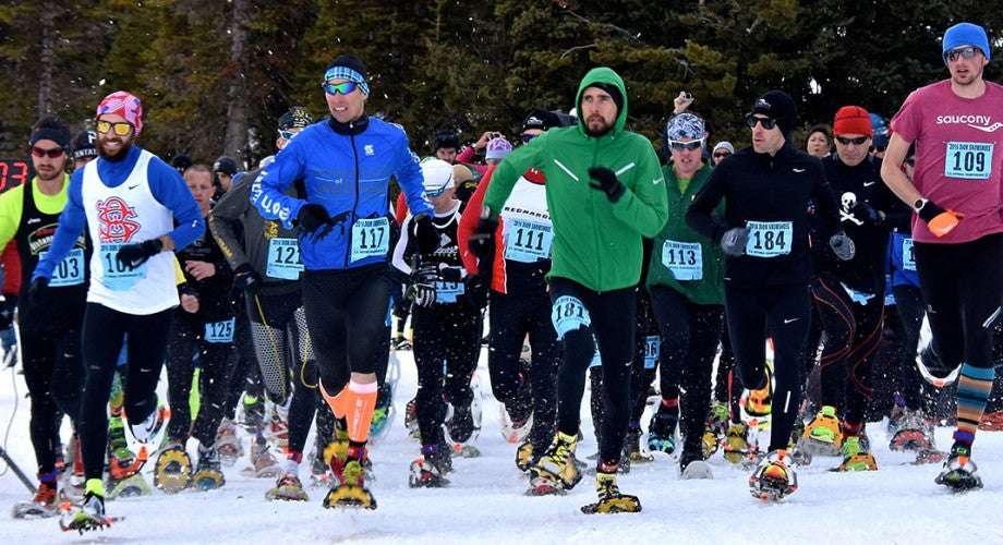 U.S. to Host World Snowshoe Championships for First Time