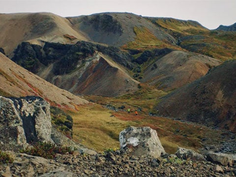 VIDEO: Trail Running in Iceland, as Seen Through the Downhills