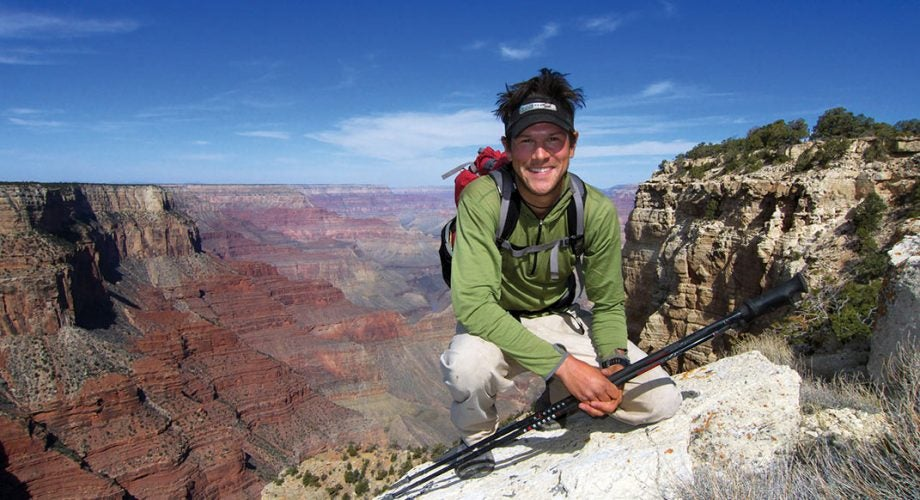 Andrew Skurka Talks Trail Running, Backpacking and Where the Two Meet