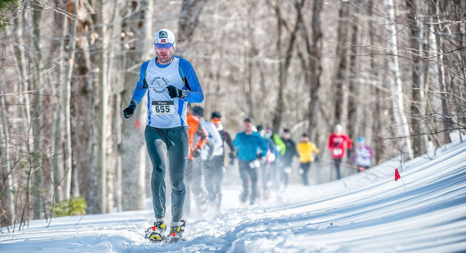 How in the World Do You Train for a Snowshoe Marathon?