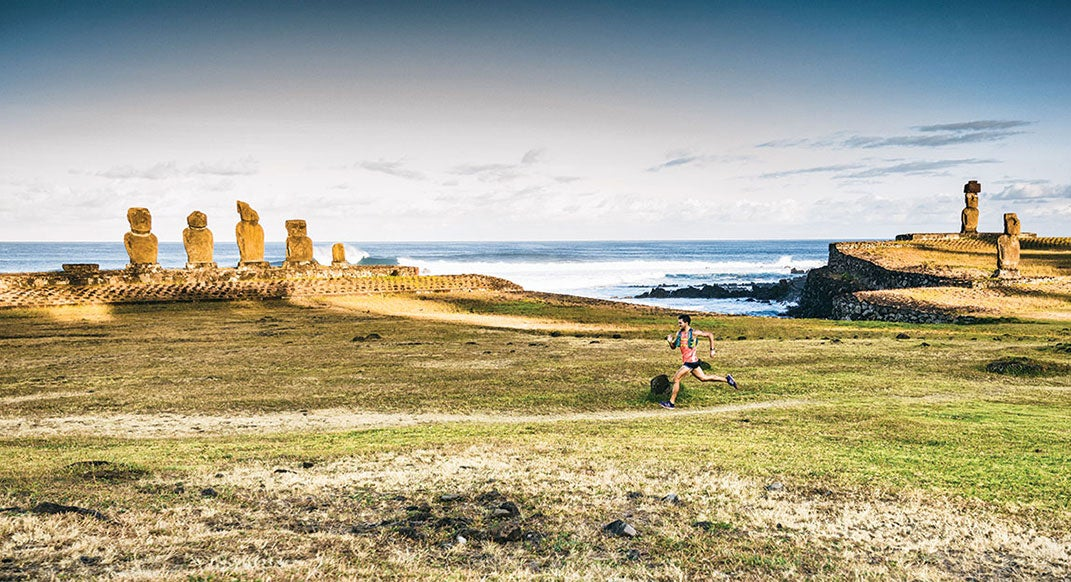 The Indigenous Trail-Running Traditions of Easter Island