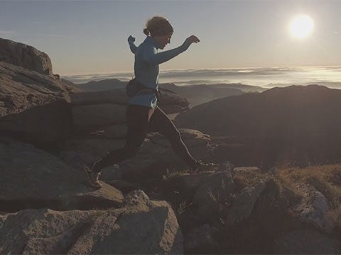 Video: Living, Working and Running in Snowdonia