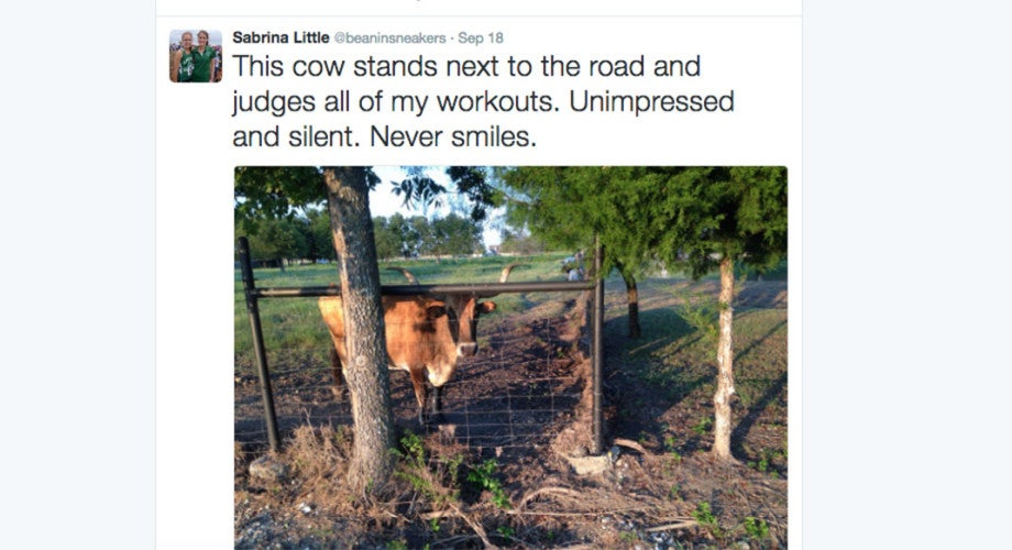 9 Trail Runners Bringing the Funny on Twitter