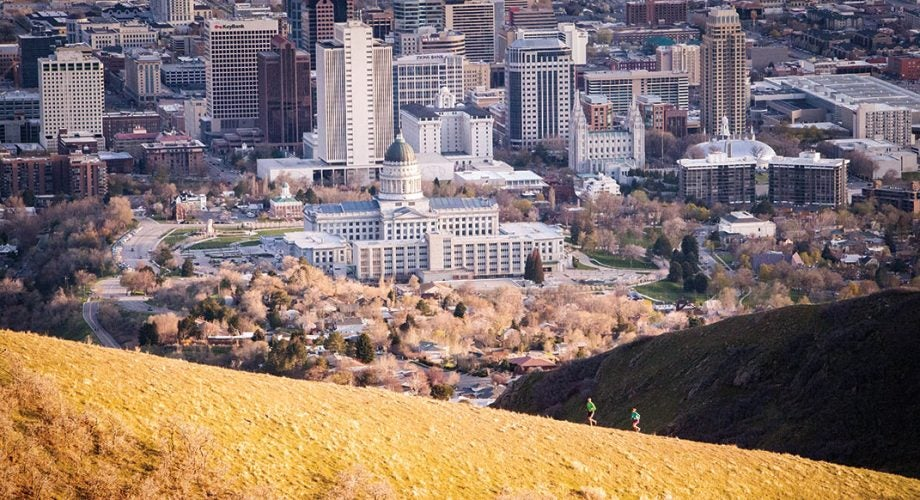 Top Trail Towns: Salt Lake City, UT
