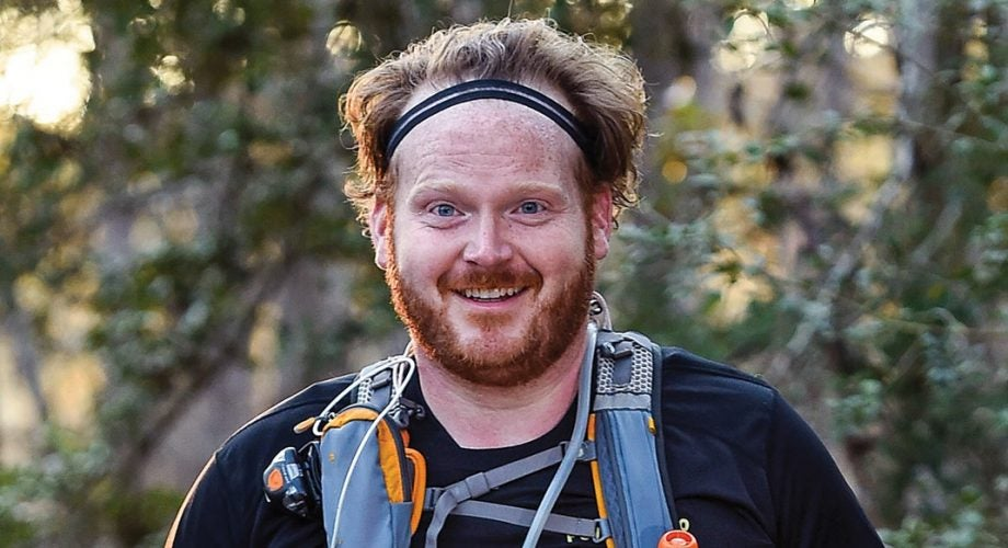 Ultrarunning's First Stand-Up Comic