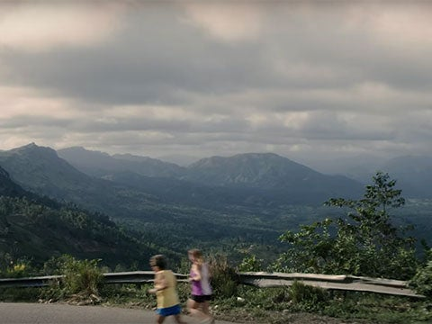 Video: From Mountain Roads to Markets, a Cross-Country Run Highlights Haiti's Beauty