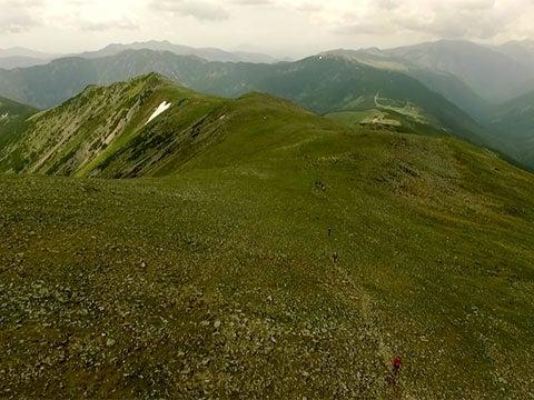 Video: This Romanian Trail Marathon Isn't Kidding Around