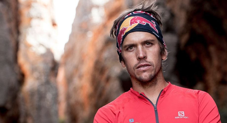 Ryan Sandes, From Unintentional Marathoner to World-Class Trail Runner
