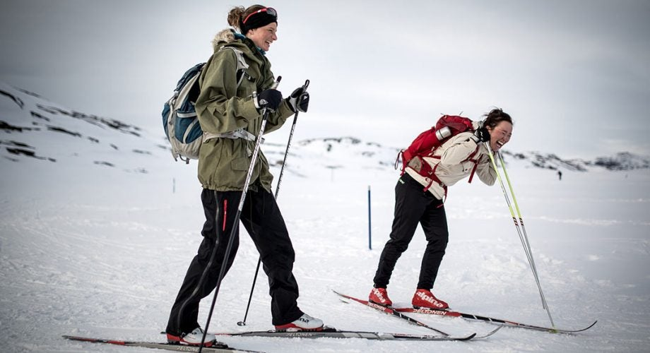 3 Ways Trail Runners Can Cross Train in the Snow