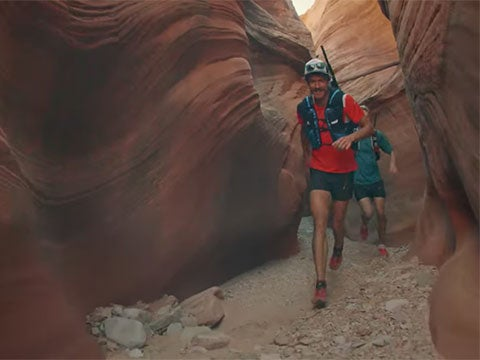 VIDEO: Running and Rafting Through a Utah Canyon