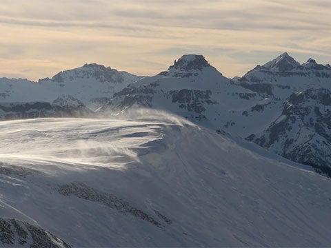 VIDEO: Skiing the Hardrock 100