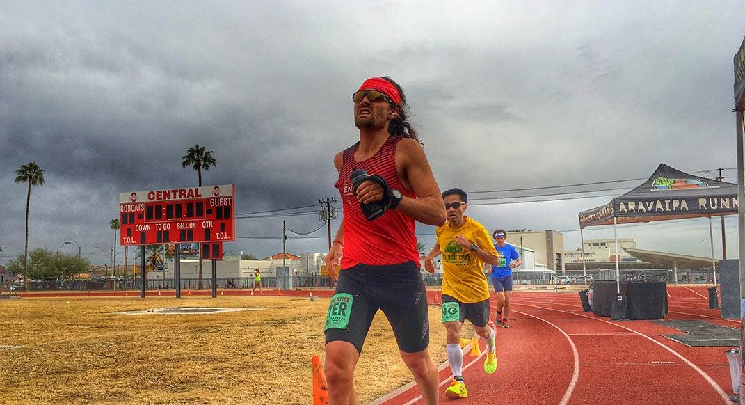Zach Bitter Runs 100 Miles in 11:40, Setting New American Record