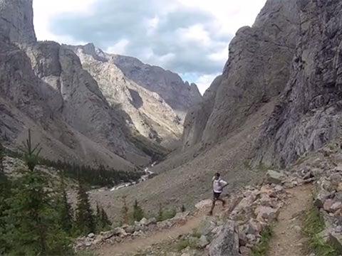 Video: Mountain Running in Montana's Wilderness Areas