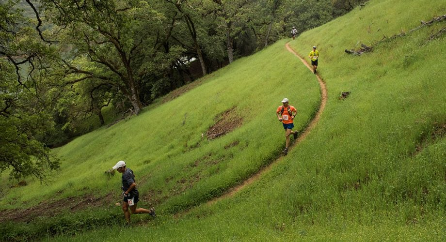 26 Photos of Scenery and Suffering at the Lake Sonoma 50
