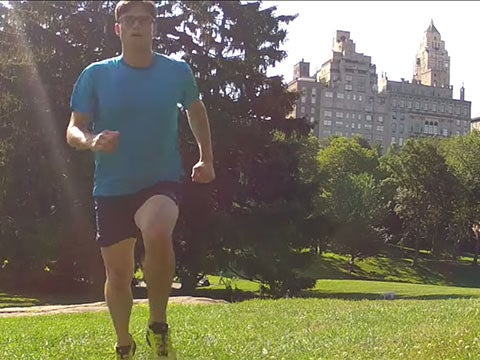 """Video: Trail Running in the Heart of the NYC """"Jungle"""""""