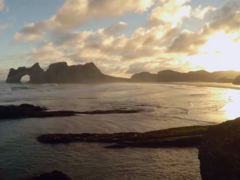 Video: Trail Running on New Zealand's Epic Coast
