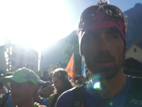 Video: A World Champion's First 100-Miler