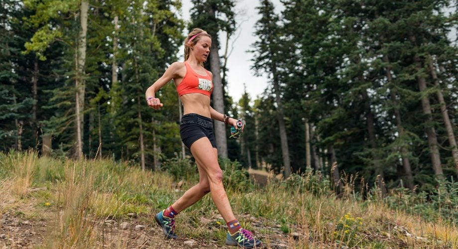 Kelly Wolf's Stellar First Year on the Trails