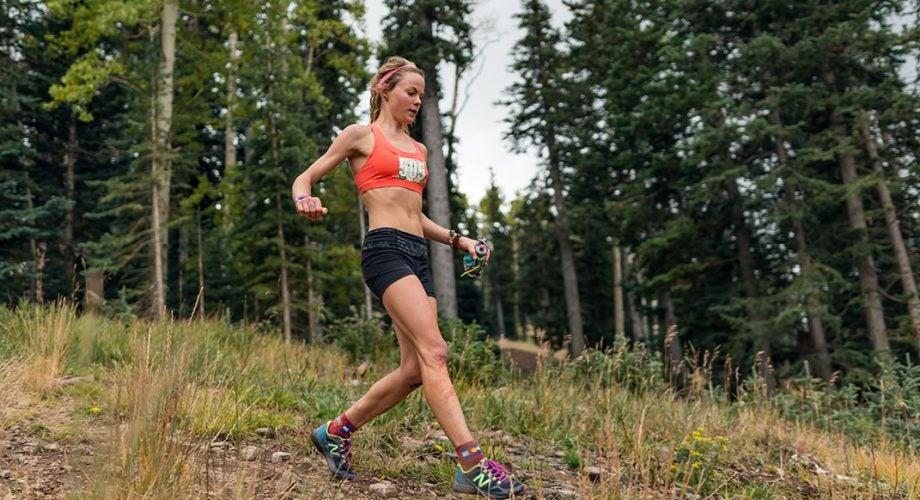 Kelly Wolf's Stellar First Year on the Trails