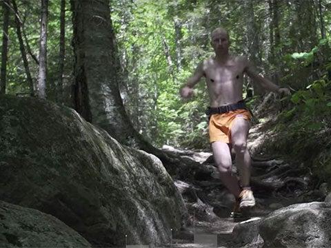 VIDEO: Ben Nephew Almost Breaks His Own Presi Traverse Record