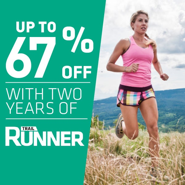 67% Off Trail Runner
