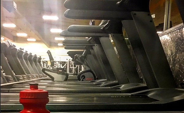 Nine Treadmill Workouts to Get You <br> Through The Winter