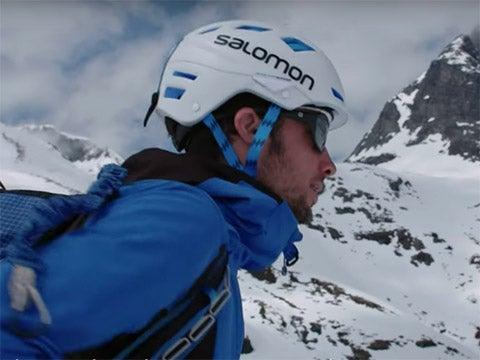 VIDEO: Kilian Jornet Tackles Romsdalen's Seven Summits