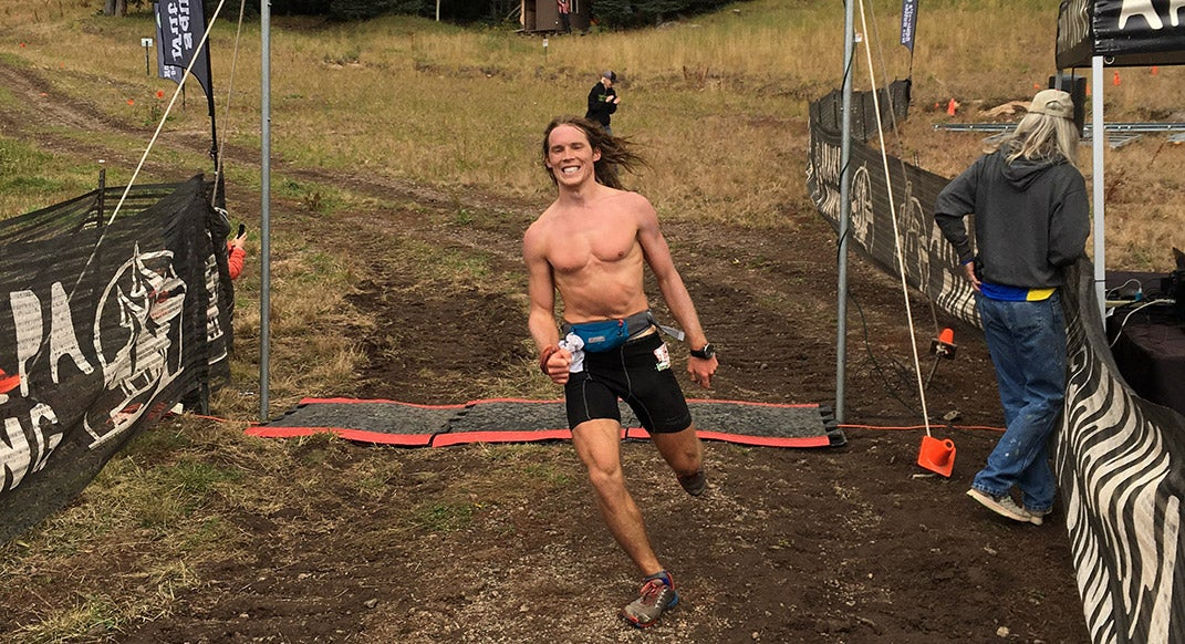 How Morgan Elliott, Free-Spirited and Ambitious, Climbed to Skyrunning Success