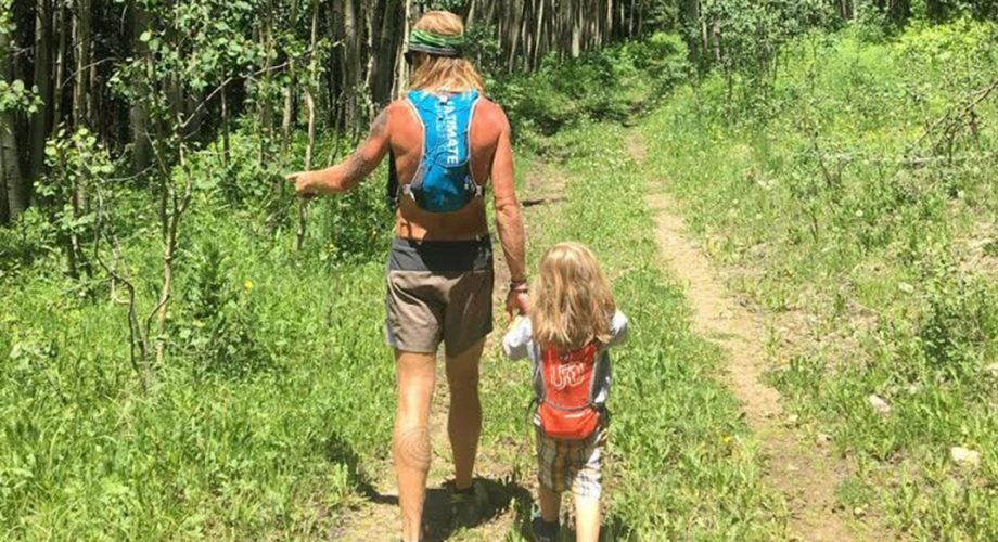 Tackling the Trails as a New Parent