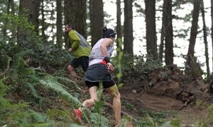 Competitive ultra marathons