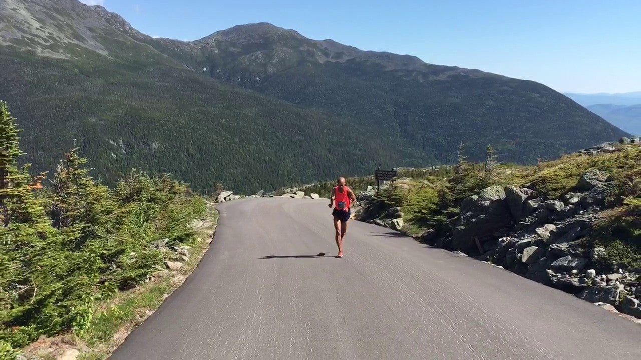 WATCH: Joe Gray Crushes the Mt Washington Auto Road