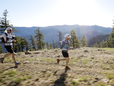WATCH: Yassine Diboun Runs the Pacific Crest Trail