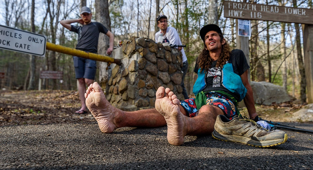 What I Learned at the 2017 Barkley Marathons