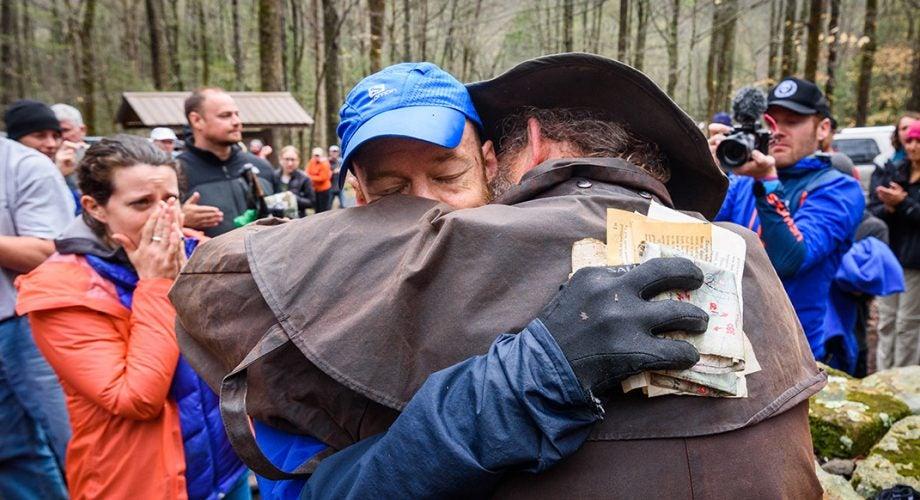 Gary Robbins Shares His Barkley Journey