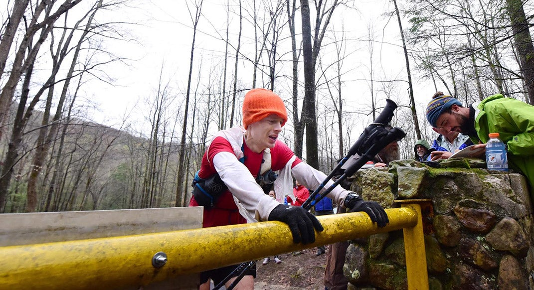 UPDATE: John Kelly Finishes Barkley Marathons, and a Near Miss for Gary Robbins