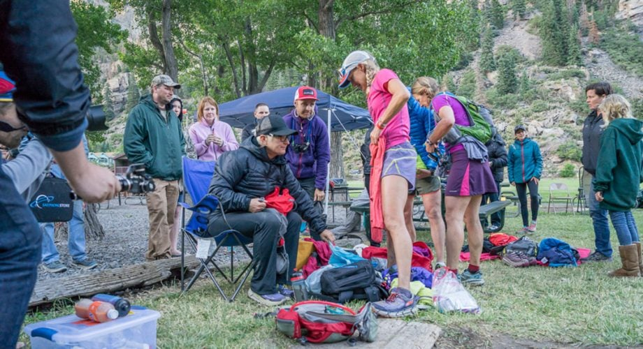 How to Crew a Trail Ultra Like a Pro