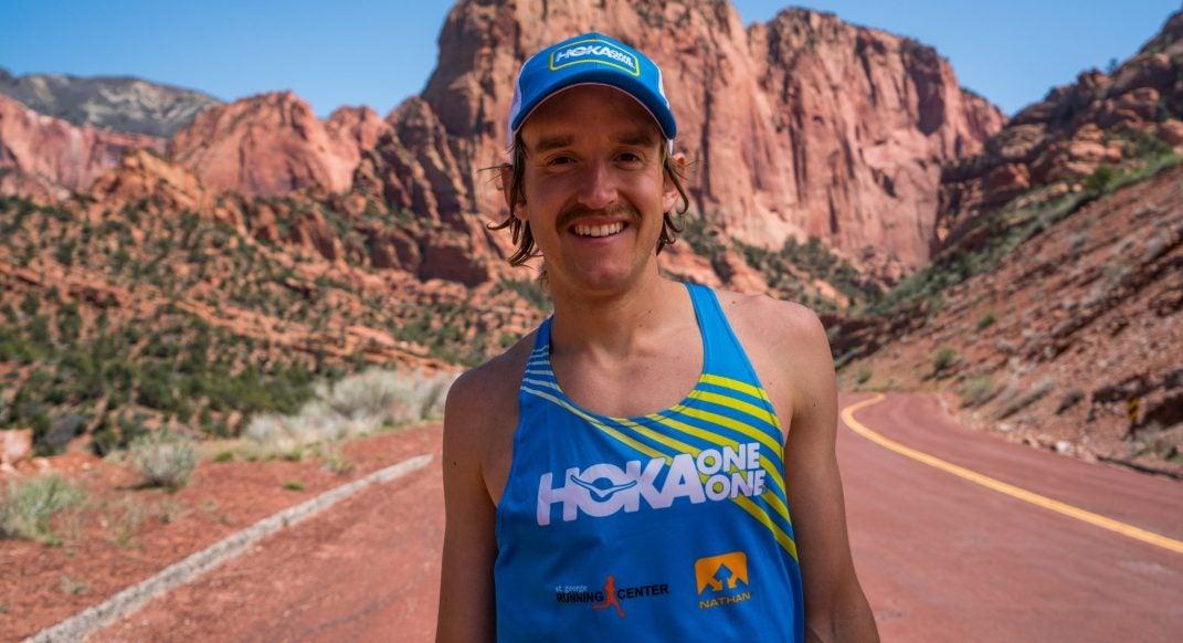 Hayden Hawks Running 100 Miles For Bears Ears