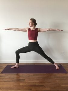 yoga for trail runners