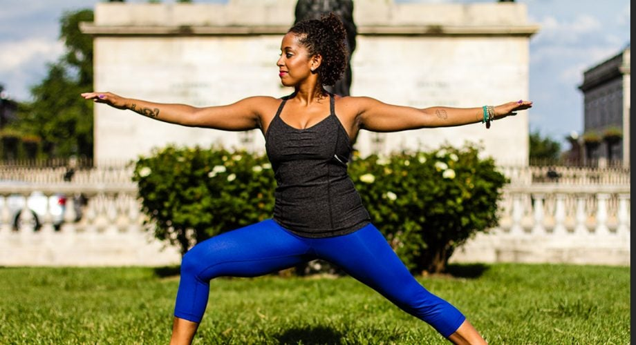 Yoga for Stronger Ankles