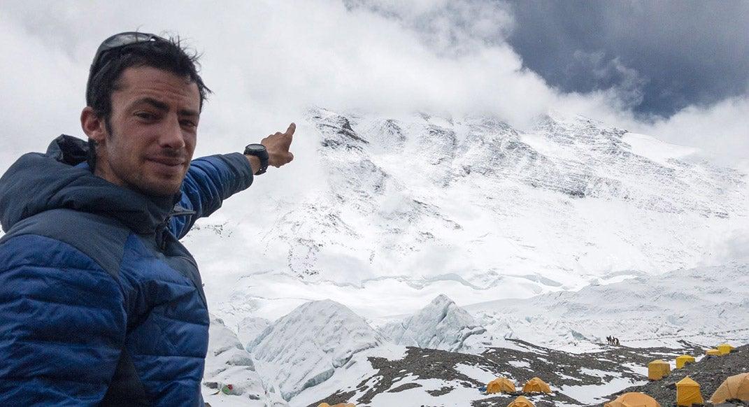 Kilian Jornet Summits Everest Twice, But Did He Set a Record?