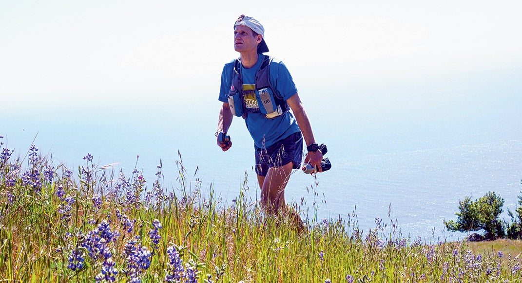 Leor Pantilat Runs For the Love of Mountains