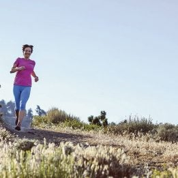 After Cancer, Alison Chavez Tackled the Western States 100