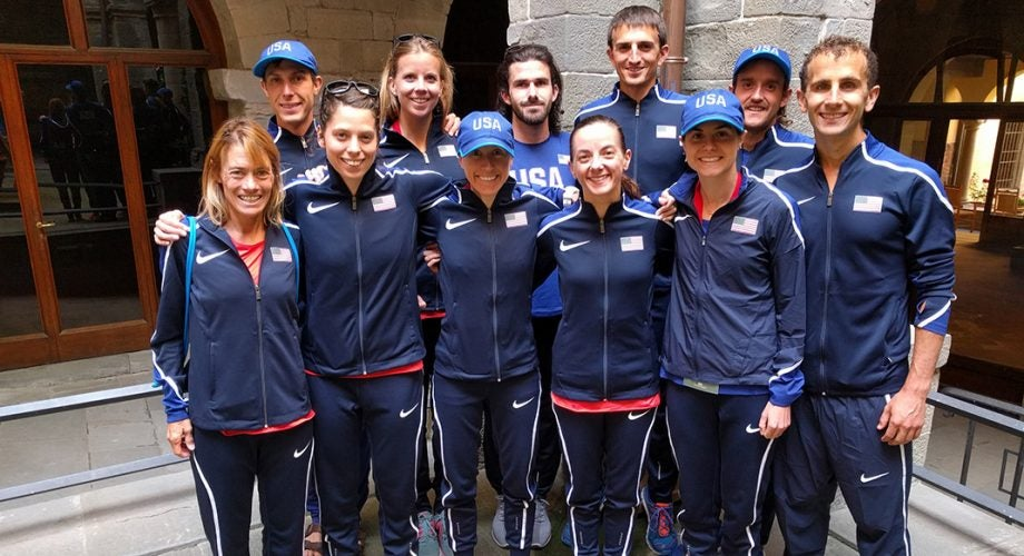 U.S. Men Earn Bronze at the 2017 Trail World Championships