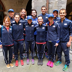 U.S. Men Earn Bronze at the 2017 Trail World Championships
