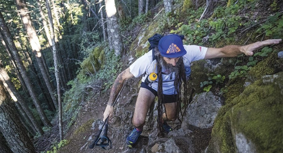 The Wilderness Within: Washington's Issy Alps 100