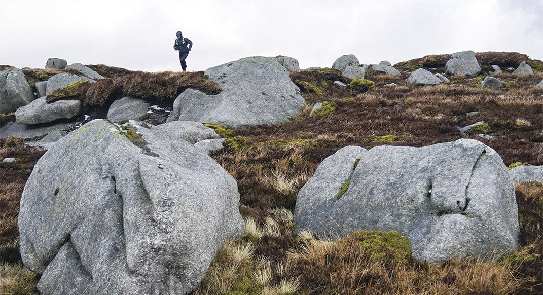 Running in the  Land of Sheep,  Bogs and Pubs