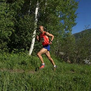 Joe Gray Four-Peats at the GoPro Mountain Games Spring Runoff 10K