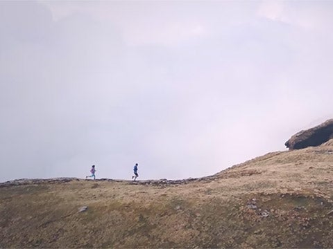 WATCH: Running in Nepal with Mira Rai