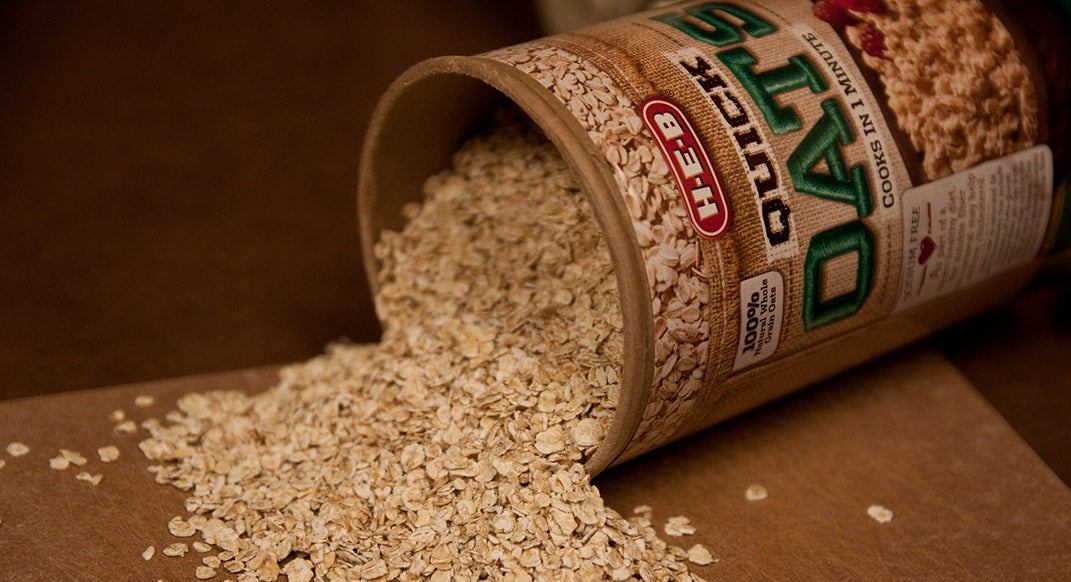 Why Oatmeal Is an Ideal Race Fuel